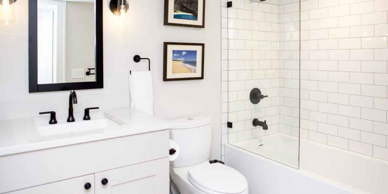 Create a Bathroom Remodel You'll Love with Limited Space